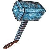 Patch - Marvel - Thor Hammer Iron On Licensed Gifts Toys p-av-0005