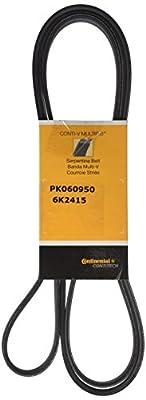 ContiTech PK060950 Serpentine Belt