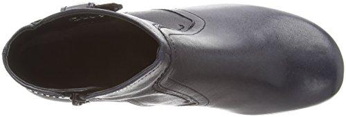 Gabor Gabor Basic - botas de cuero mujer azul - Blau (ocean (Micro) 26)