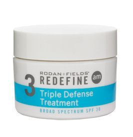 Redefine Triple Defense Treatment,30mL/1Fl. - Daily Cream Cleansing