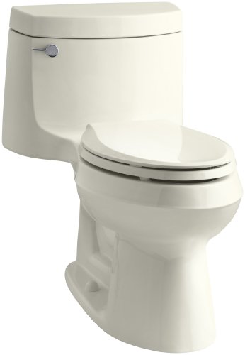Piece Chair Height Elongated Toilet - 6