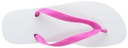 Havaianas Flip Flops Tradicional Zehentrener für Männer/Frauen Super Pink 2819