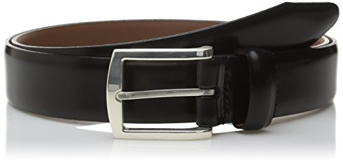 Allen Edmonds Men's Midland Ave Belt, Black, 034 Standard