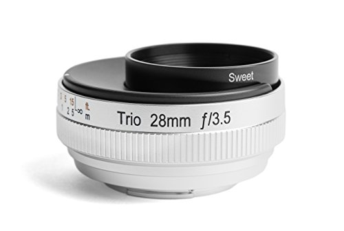 Lensbaby Trio 28 for Micro 4/3
