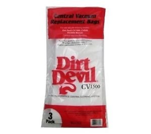 Dirt Devil Cv950 Vacuum Bags - 8