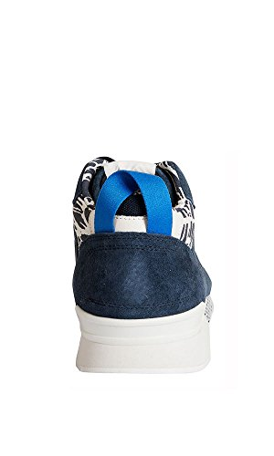 blu Adidas Uomo Zxz930d67652 Sneakers Blu Camoscio P4Pq7Xwa