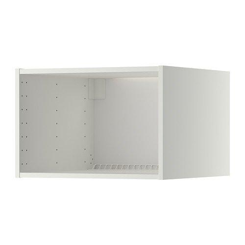 Ikea METOD - Frigorífico/congelador Superior Marco del gabinete ...