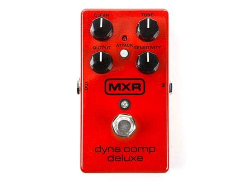 MXR Guitar Compression Effects Pedal (M228) Jim Dunlop