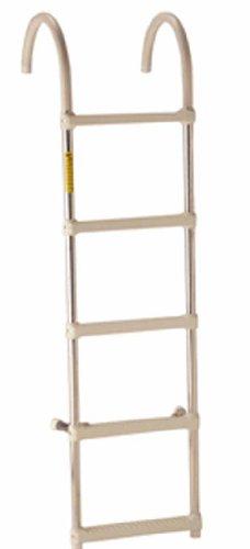 Ladder Motorhome (Garelick 05051:01 Gunwale Hook Ladder)