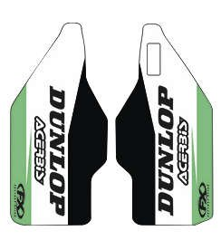 Factory Effex 19-40166 Sponsor Lower Fork (Fork Sponsor Lower)