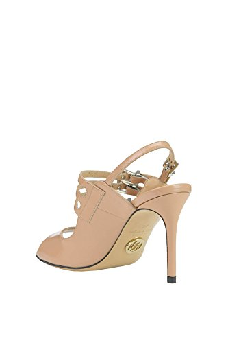 Chaussures À MCGLCAT03108E Padovan Beige Talons Luciano Cuir Femme wqafpXC
