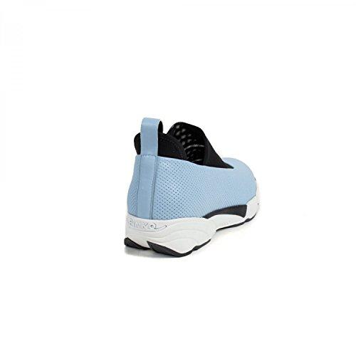 Mujer Sneakers Y39MPIE42 Azul claro MAGNOLIA 4 PINKO 58rp8xz