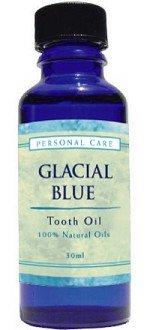 Frequency Foods Glacial Blue Tooth Oil (and many other uses) 30ml Review