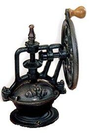 2018 manual wooden coffee grinder hand ceramic grinding mechanism.