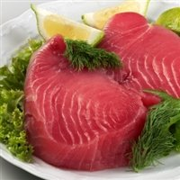 Today Gourmet - Tuna Steaks - Ahi - 6oz (5lb Pkg)