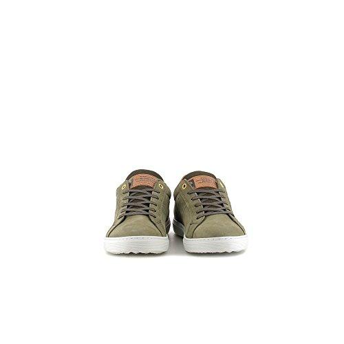 45 779 Hombre K2 Bullboxer Zapatos de EU cordones 6074A verde fwqqz