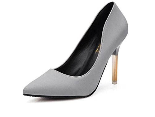 ¨¤ antid¨¦rapantes talons 2 pengweiChaussures pointues et fines chaussures hauts qPCdOC
