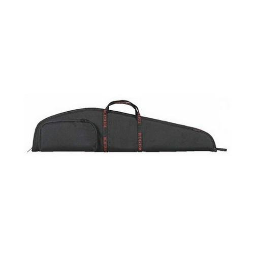 Ruger Rifle Case, Black with Ruger Logo on Handles