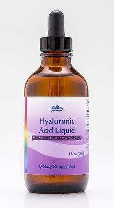 Acid Nutritional Supplement - BioPure Hyaluronic Acid Liquid (4 fl oz)