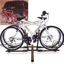 "New 2 Mountain Bike Hitch Rack Carrier 2"" Rear for SUV VAN Truck by AJ"