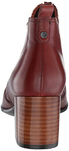 Fired Bottines 01330 45 Brick Shape Block Femme Ecco Rot Brick Pointy Fired xg4fHq