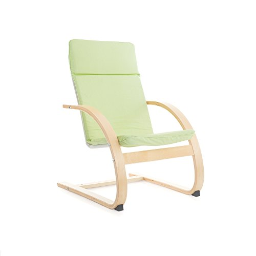 Guidecraft Nordic Rocker, Light Green by Guidecraft