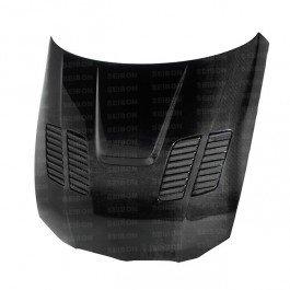M3 Gtr Hood (Seibon GTR-Style Carbon Fiber Hood for 2008-2013 BMW E92 M3)