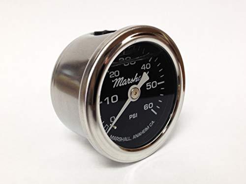 MS00060 Liquid Filled Oil Pressure Gauge