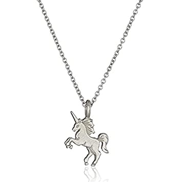 Davitu Creative Alloy Clavicle Chain Gold//Silver Pendant Necklace for Jewelry Accessories Animal Necklaces Pendants Collier Femme Metal Color: OG000389YLH1