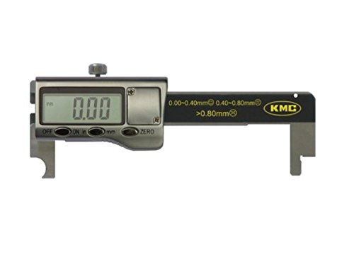KMC Bicycle Digital Bicycle Chain Checker by ZycleFix