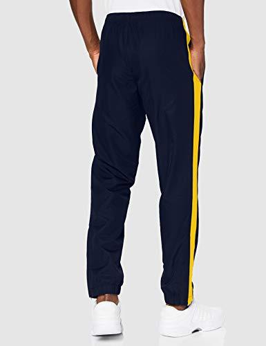 Lacoste Sport XH3661 Pantalon de survêtement, Marine/GUEPE-Blanc-COSMIQ, XXL Homme