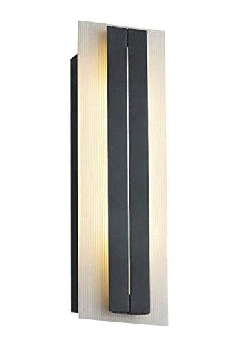 コイズミ照明 ポーチ灯 白熱球40W相当 ダークグレーメタリック塗装 AU42333L B00Z51BYM2 14535