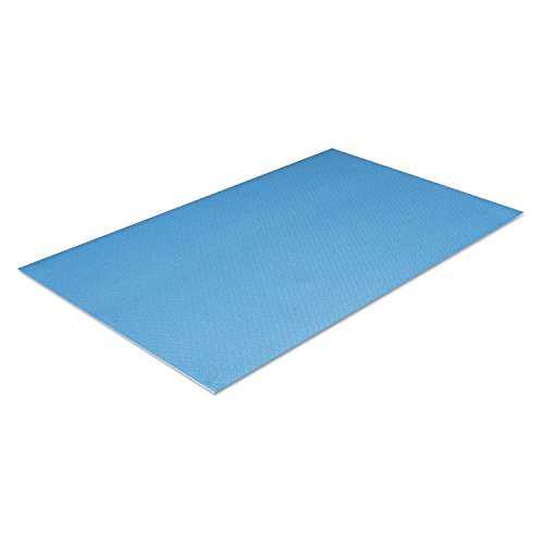Miller Supply Inc Crown CK0023BL Comfort King Anti-Fatigue Mat, Zedlan, 24 x 36, Royal -
