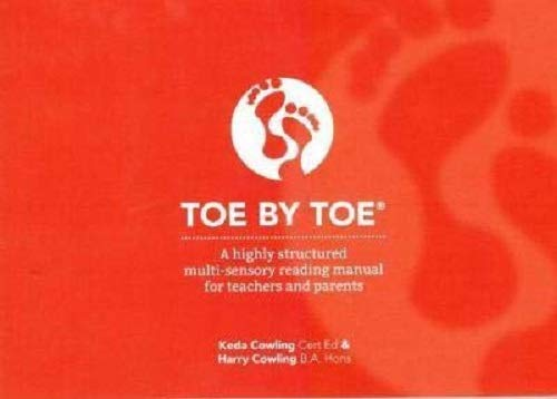 Toe by Toe: A Highly Structured Multi-sensory Reading Manual for Teachers and Parents