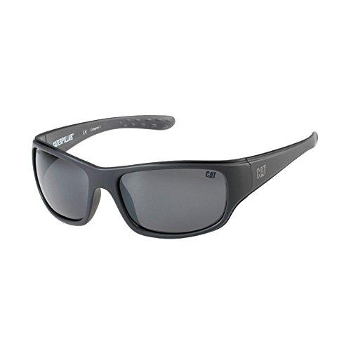 UV Black Mens Workwear Sunglasses CTS Mitre Matt Padded CAT Protection Polarized vTX4qAwwx