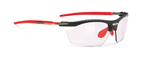 Rudy Project Rydon Carbonium With Impactx-2 Photochromic Clear To Laser Red (Hdr) - Project Rydon Sunglasses Rudy