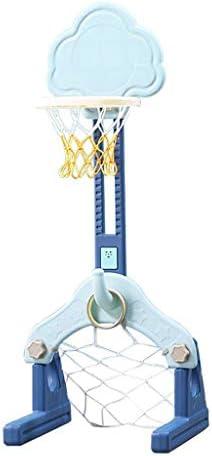 子供のホームバスケットボールベビーホームプレイおもちゃベビースポーツバスケットボールフレーム誕生日ギフトスタンド