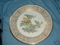 Lenox Boehm Goldfinch Collector Plate