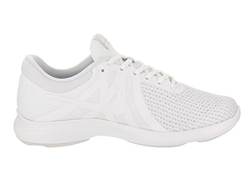 NIKE Platinum Women's Revolution Shoe White Running Wide 4 White pure HaBrH