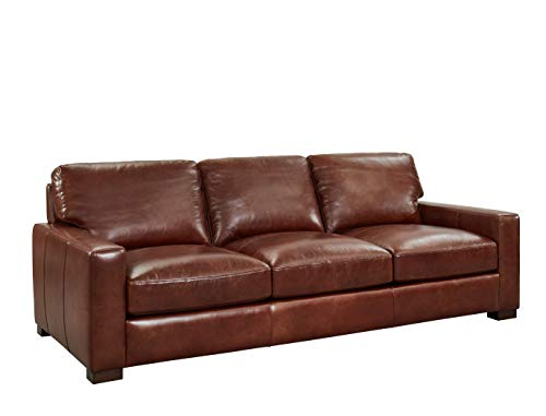 Oliver Pierce OP0396 Jenkins Italian Leather Sofa ()