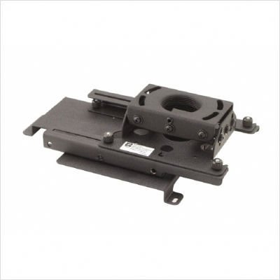 Chief Lateral Shift Accessory (Lateral Shift Bracket for LCD/DLP Projector Mounts)