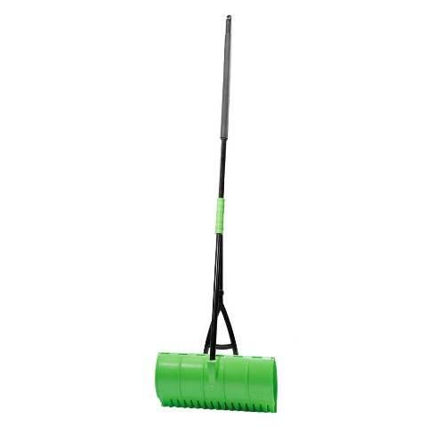 Amazing Rake 3-IN-1 Green Ergonomic Lightweight 17-Inch Lawn Leaf Grabber Claw Yard Garden Pickup Tool - For Leaves Grass Pine Needles Debris