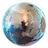 "Best Choice Products 12"" Mirror Disco Ball Dj Party Motor Combo Light Kit Disco Party"