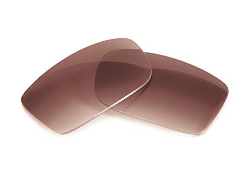 Fuse Lenses for Dolce & Gabbana DG 6003-B - Brown Gradient (6003b Sunglasses)