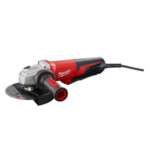 Milwaukee 6161-30 6-inch Small Angle Grinder Paddle, Lock-On