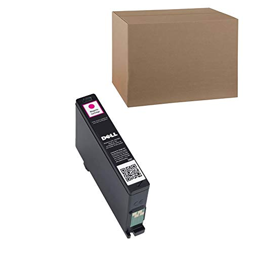 - Dell OEM 331-7379 (Series 33) Extra High-Yield Magenta Ink Cartridge