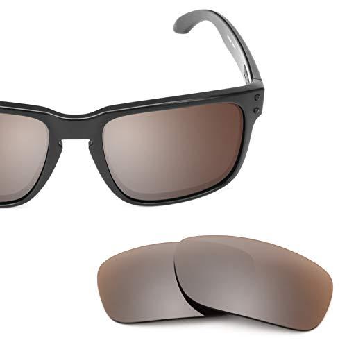 ff7b79dab2 Revant Polarized Replacement Lenses for Oakley Holbrook Elite Flash Bronze  MirrorShield®