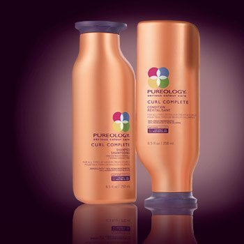 Pureology Curl Complete Shampoo & Conditioner 8.5 Oz/ Each (Wave Conditioner)