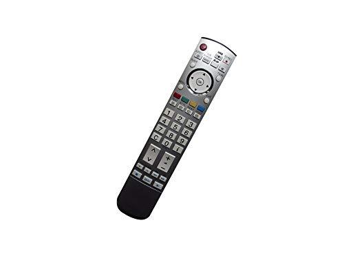 (Remote Control For Panasonic TH-42PX600B TX-32LXD500 TH-37PV500B TH-42PV500B TH-50PV500B TH-37PX600B LCD Plasma HDTV TV)