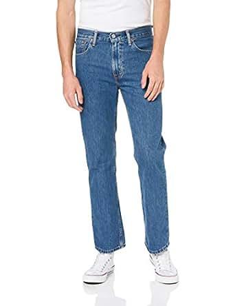 Levi's Men's 516 Straight Jeans, Stonewash, 29 32